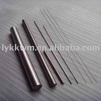 Pure Tungsten Rods Bars