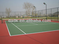 Outdoor Basketball Court Suspended sports floor coating