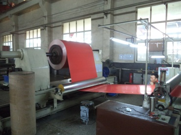 Winding 2 (Coated Aluminum Coil, Embossed Coated Aluminum Coil)