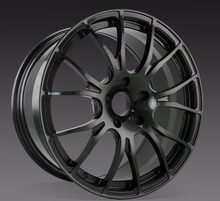 3 piece forged rotiform replica alloy wheel