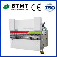 China Manufacturer WC67K-63T2500 hydraulic press brake importers with good quality