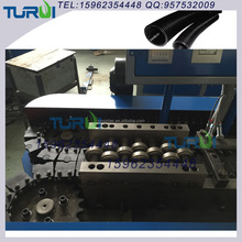 Simple operation!!!single wall plastic corrugated pipe forming machine extrusion line