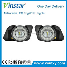20W Mitsubishi Galant 99-01 daytime running light assembly Cr ee-Chip LED Fog Lights with e4 certification