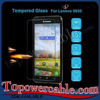 Top Quality Glass Tempered Screen Film Protector Guard Para Celular For Lenovo S930
