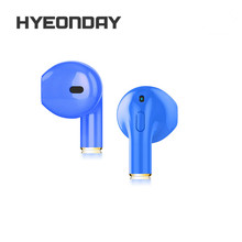 High Quality Branded Customize Logo Stereo Mono Single Rohs Ear Phones Bluetooth Headphones Manufacturers