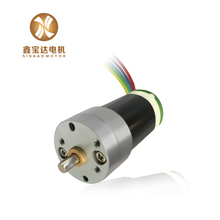 Mobile Camera Application Micro servo brush Coreless Motor 2230 with spur gearhead