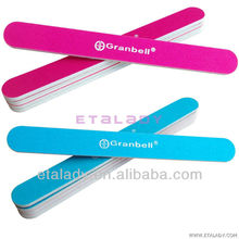 Various style promotional triangle nail file, dog nail file