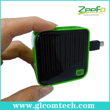 Mobile phone accessories large capacity 3000mAh solar charger for psp
