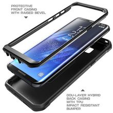 Luxury Shockproof New Phone Accessories Mobile Soft TPU Case Replacement for Samsung Galaxy S8