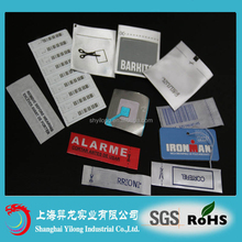 Yilong factory Adhesive Eas Anti-theft Soft rf sticker RFID Label for Retail Store