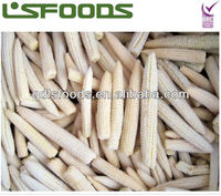2013 Chinese Best price IQF frozen baby sweet corn