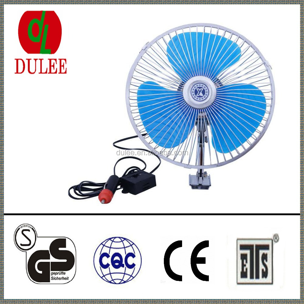 coach bus fan 12v or 24v summer cooling Car Fan