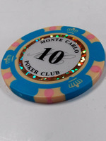 custom wholesale high quality casino 11.5g ABS poker chip