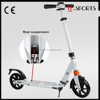 Adult Kick Scooter with 200mm Large Wheel Wholesale