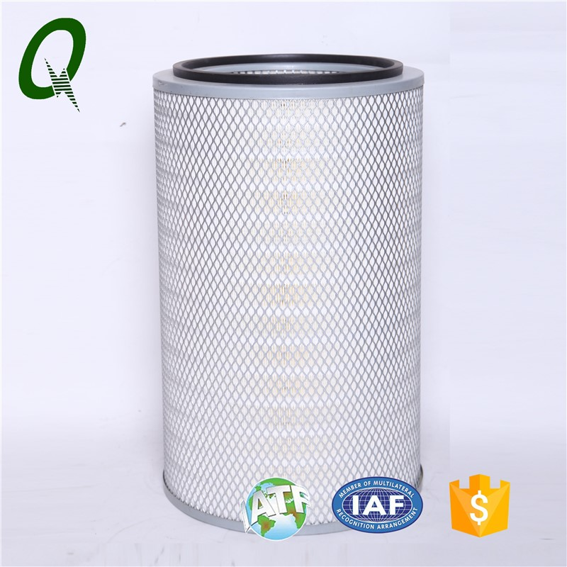 Air intake filter elements assy for construction machinery CHANGLIN motor grader