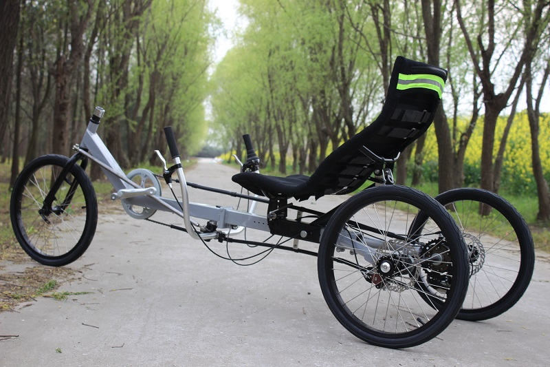 Cheapest novelty new products delta recumbent trike