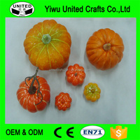 Celebrate halloween Festival Foam fake pumpkins
