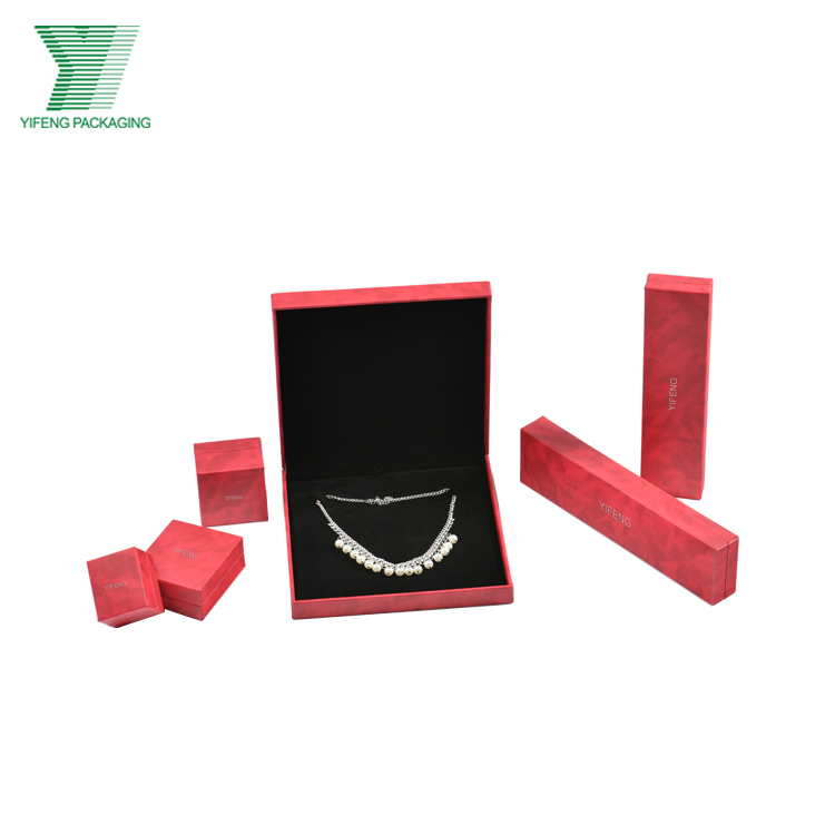 2020 Custom Logo Cheap Printed Small Paper Gift Packaging Cardboard Jewelry Box/Ring Box/Necklace Box