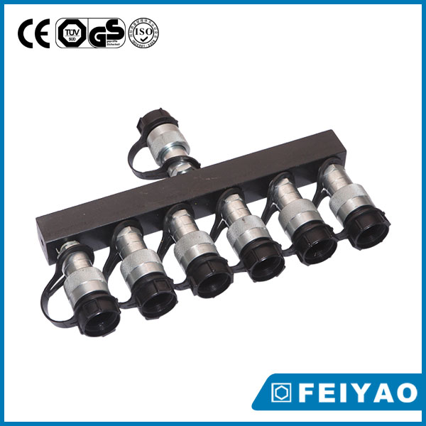 hydraulic coupler female / male quick coupler quick coupler