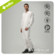White Anti-static electrician workwear Work Uniform