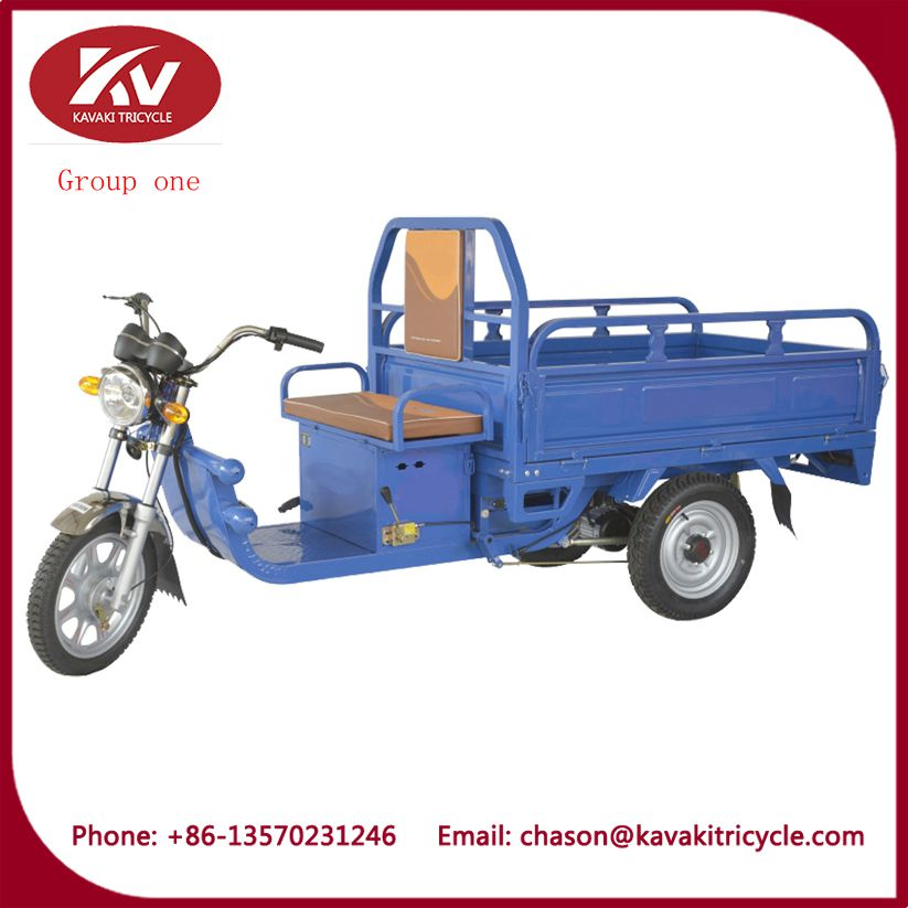 60v electric utility tricycle for cargo