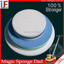 Concrete Floor Cleaning Scrubber Machine Melamine Magic Sponge Pad