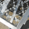 Razor Barbed Wire Mesh Fence Factory