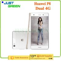 Best Quality P8 younger dual 4g 5.0 inch Dual 4G Version 16GB 1280*720P huawei p8 max 64gb with great price