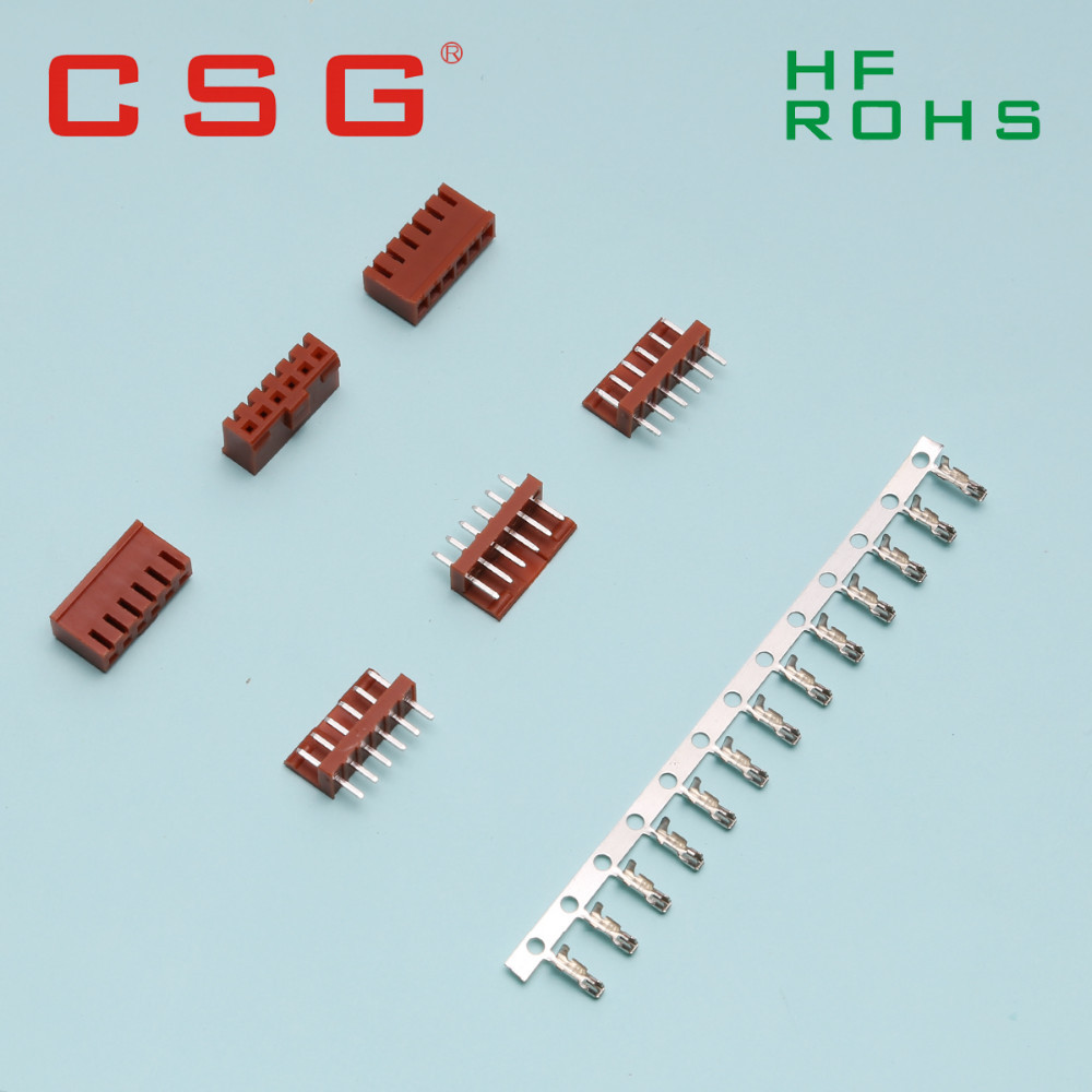 PH 2.5mm connector audio header