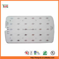 3/ 5/ 7/9/10-48w high quality 5630/5730 led SMD bulb parts circuit board , LED pcb assembly