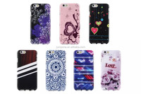 Stylish Soft Gel TPU Love Flower glitter Back Cover Case for Apple iPhone 5 5S 5G