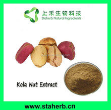 Pain Reliever Cola Acuminata Extract, Cola nut extract , Kola Nut Extract
