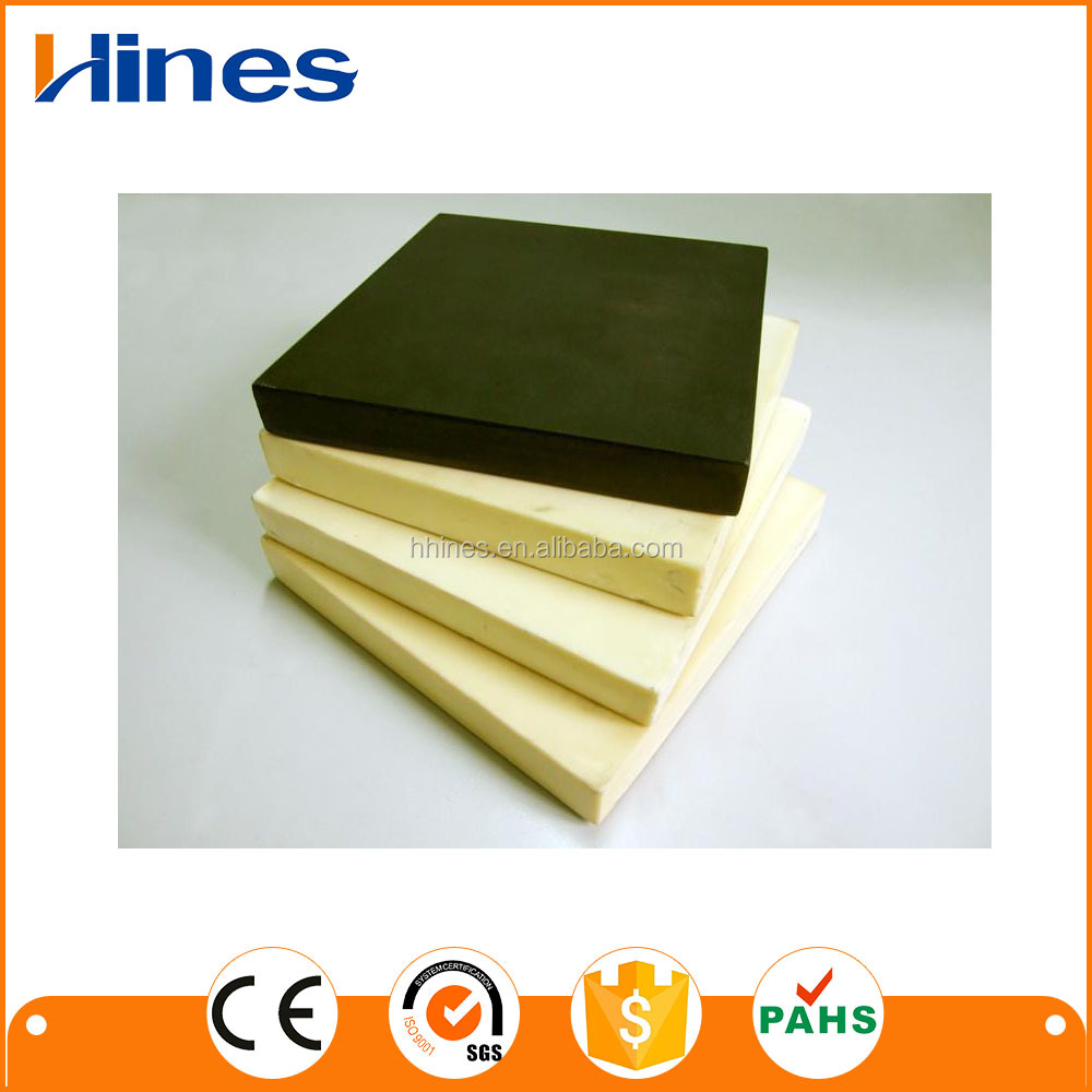High elastic memory foam non-toxic PU foam sheet