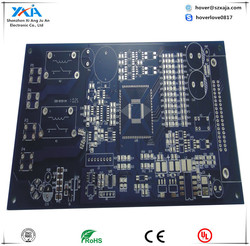 Shenzhen Rigid PCB Flexible PCB Assembly By Professional PCB Manufacturer