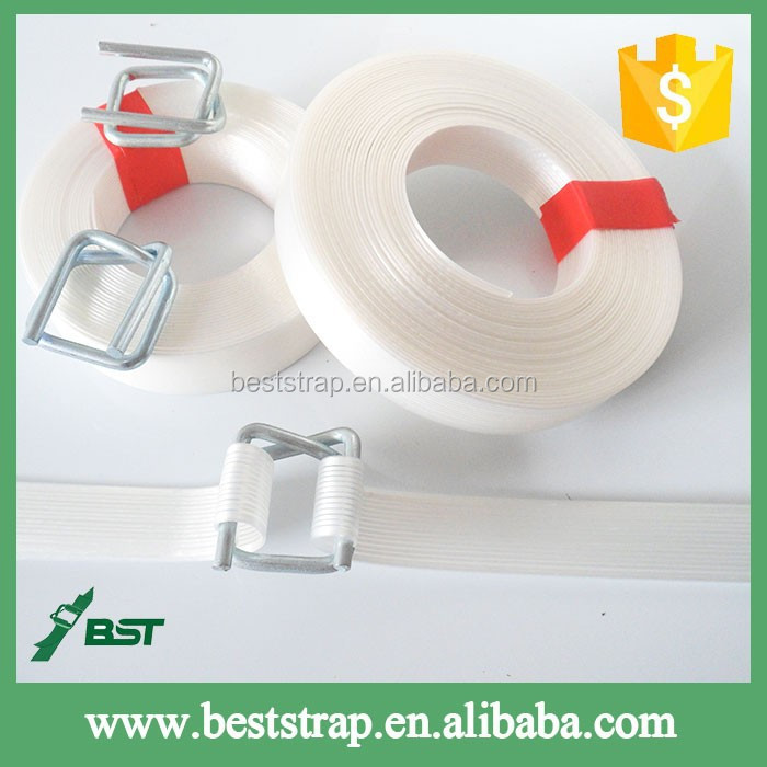 BST Good quality plastic Strap and Wire Buckles for Pallet Bundling