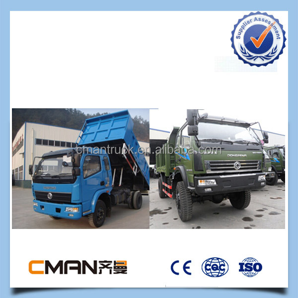 mini 4x4 140hp light dongfeng truck for sale