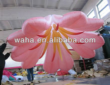 New brand party decoration/wedding decor inflatable flower/stage supply