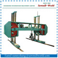 Band Saw Type Provided Horizontal Bandsaw Machine For Cutting Timber