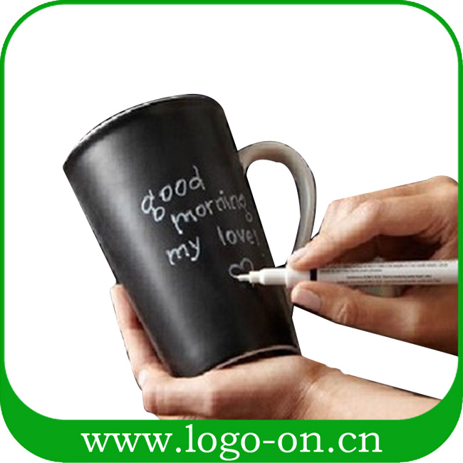 Creative Ceramic Coffee Mug - Message Leaving Mug With Pen
