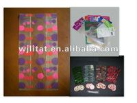 Clear plastic promotion gift packaging bags