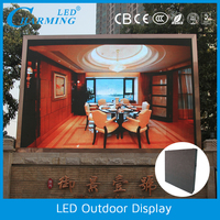 High resolution P8,P10,P12,P16,P20 and P25 led panel in stock