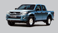 New condition 4wd double cabin pickup car for sale