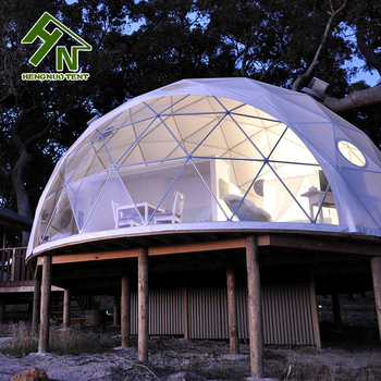 China Tent Supplier 6m Diameter Geodesic Dome Sphere Tent Gl&ing & China Tent Supplier 6m Diameter Geodesic Dome Sphere Tent Glamping ...