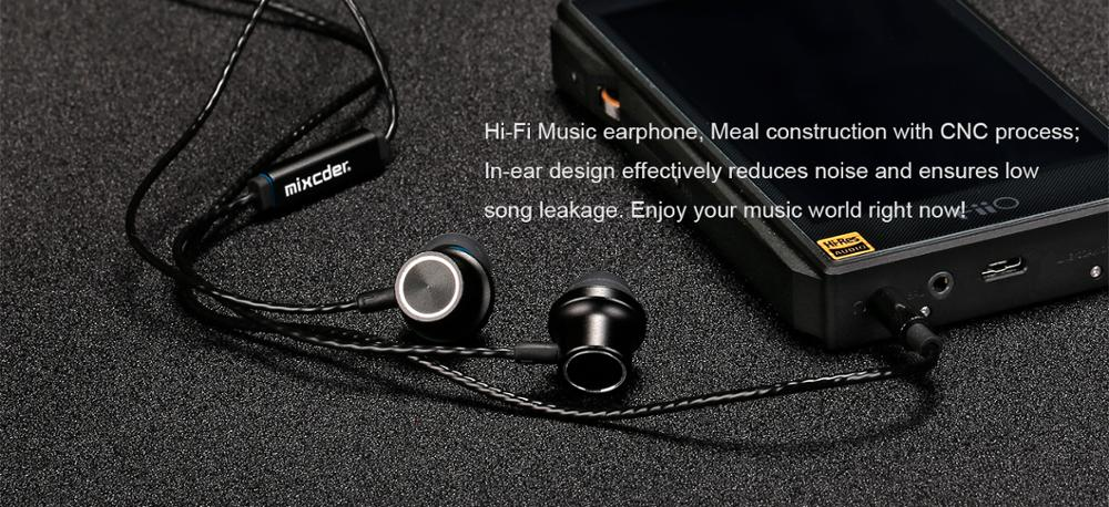 2017 OEM/ODM wired earphone & earbuds stereo headset in-ear mobile phone sport wired headset headphones with microphone