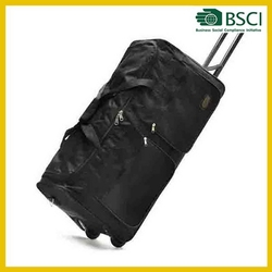 Special latest travelling trolley bag parts