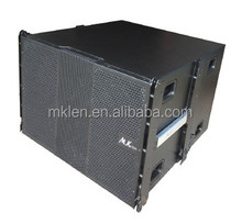 "WLA-115SUB, line array used single 15"" subwoofer"