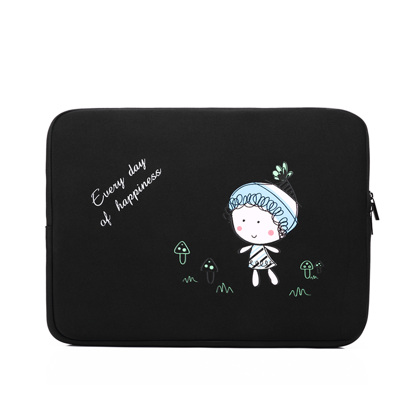 15.6 inch waterproof lightweight laptop protective bag neoprene computer bag laptop sleeve case