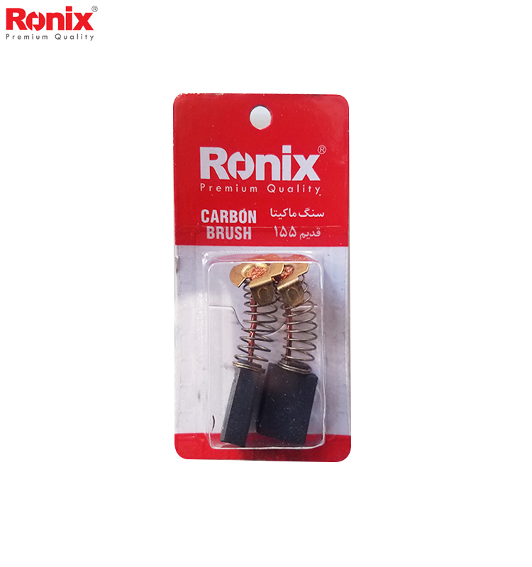 Ronix Sourcing Carbon Brush, Tower Crane Motor Spare Parts Motor Carbon Brushes Holder Price for power tools