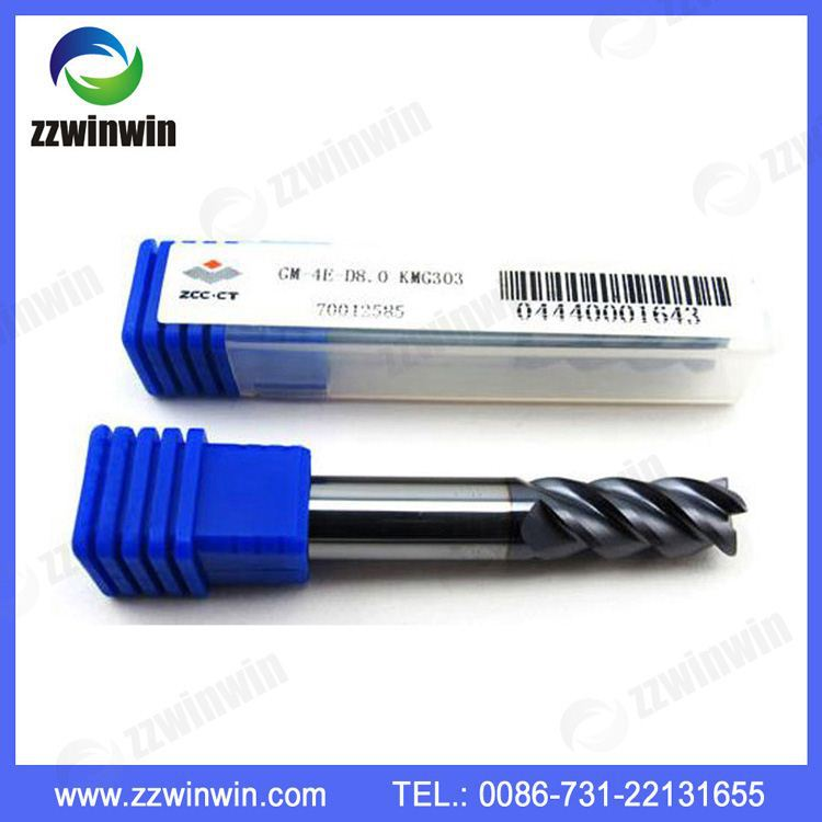 Production and sales Carbide End Mill 2 Flute, 4 Flute