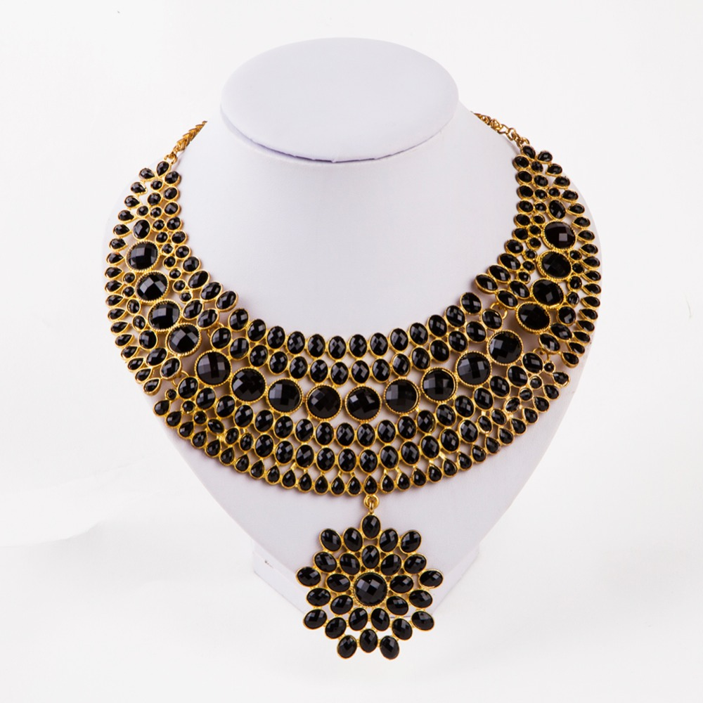 EVBEA Fashion online jewelry stores necklace set with wholesale